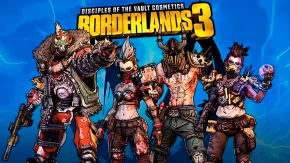 Desvelada información sobre los contenidos de Borderlands 3 Director's Cut 1