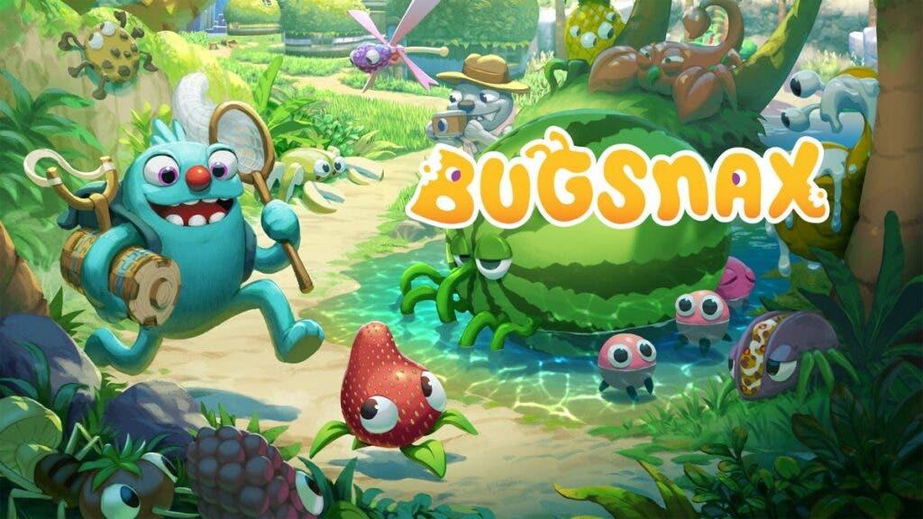 versión para Xbox de Bugsnax