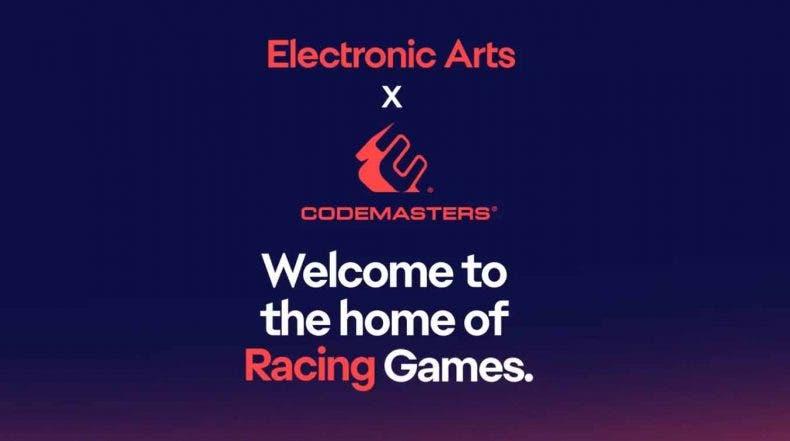 Electronic Arts da la bienvenida a Codemasters y sus juegos 1