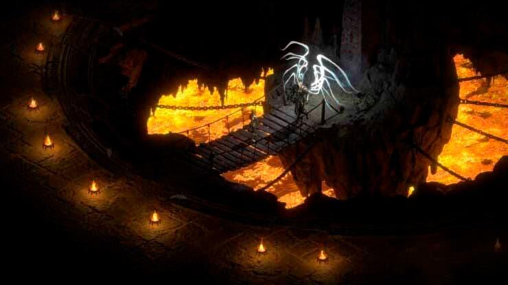 Blizzard evalúa la inclusión del cross-play en Diablo 2 Resurrected 1