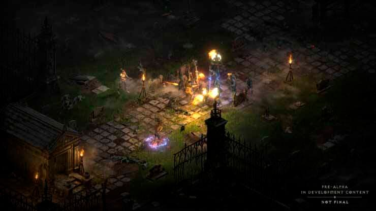 Blizzard evaluates the inclusion of cross-play in Diablo 2 Resurrected 2