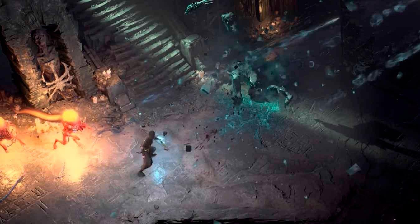 Diablo 4 expone información sobre el mundo abierto, el modo PVP y mucho más 2