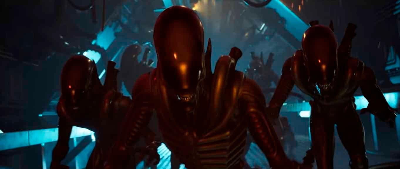 Alien llega a Fortnite, introduciendo skins de Ellen Ripley y del xenomorfo 4