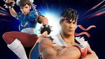 Llegan nuevos combatientes a Fornite de la mano de Street Fighter 4
