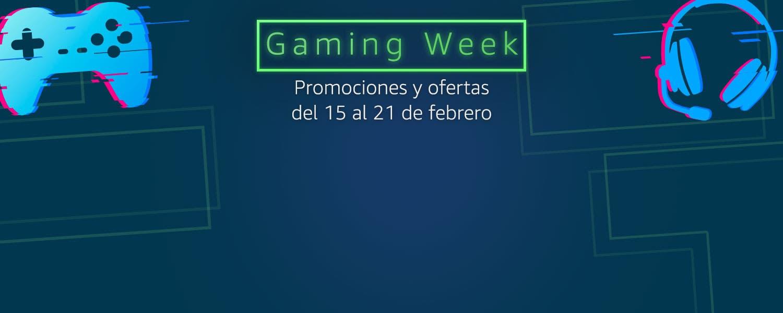 Grandes ofertas en la Amazon Gaming Week 2021 2