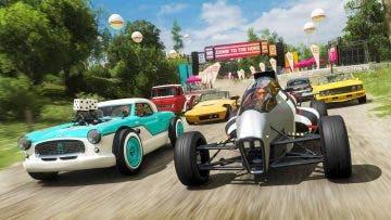 Los coches de Hot Wheels llegan a Forza Horizon 4 en un nuevo pack de contenidos 8