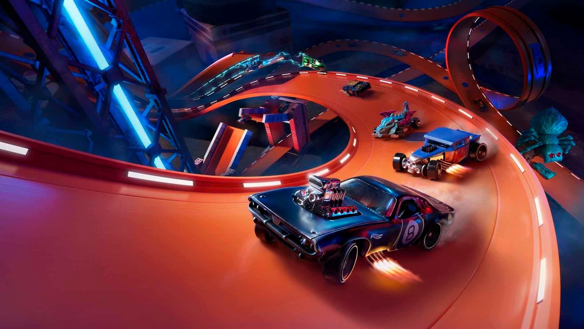 Análisis de Hot Wheels Unleashed - Xbox Series X 8