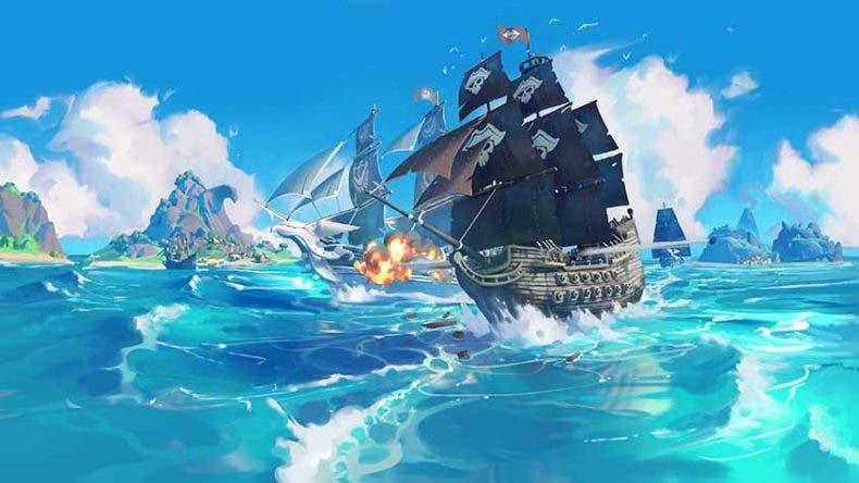King of Seas retrasa su lanzamiento a mayo 1