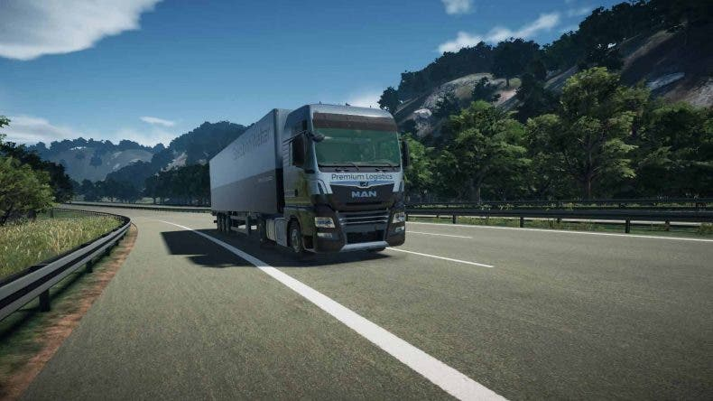 On the Road – Truck Simulator ya tiene fecha de lanzamiento en Xbox 1