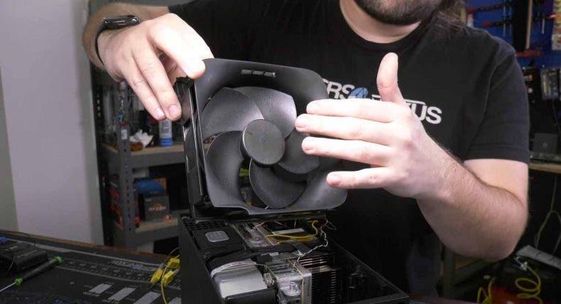 Ponen a prueba los sistemas de refrigeración de Xbox Series X y Playstation 5 1
