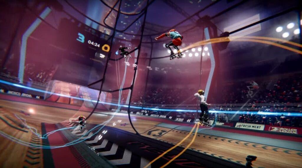 Impresiones de Roller Champions, el competitivo que esperábamos 1