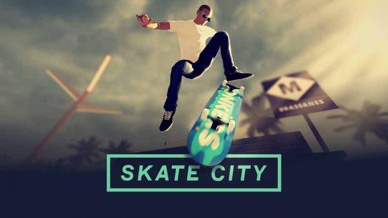 Skate City confirma su lanzamiento en consolas y PC 1