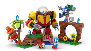 Sega y Lego se asocian para dar vida a Sonic 2
