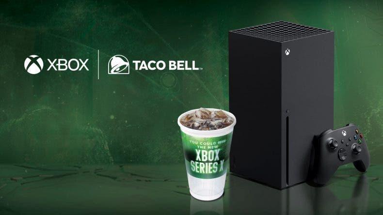 Taco Bell España sortea una gran cantidad de Xbox Series X 1