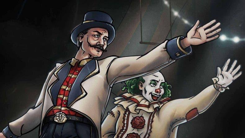 The Amazing American Circus confirma su llegada a consolas en mayo 1