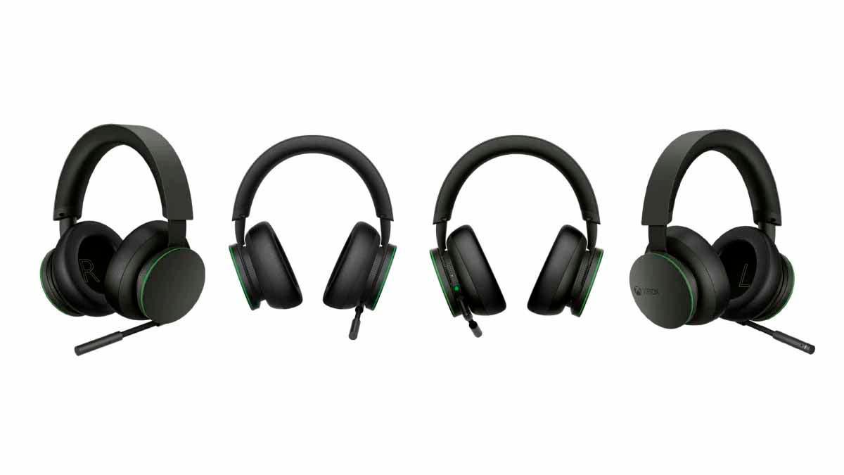 Microsoft presenta su headset inalámbrico oficial de Xbox 2