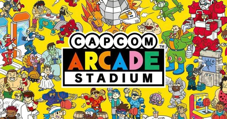 Capcom anuncia Arcade Stadium que incluye 32 de sus juegos clásicos 1