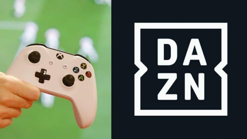 Disfruta de DAZN gratis en tu Xbox 1