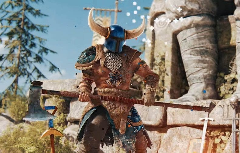 For Honor une fuerzas con Shovel Knight en un crossover por tiempo limitado 1