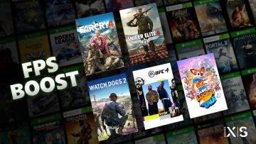 Xbox FPS boost no funcionará en todos los juegos