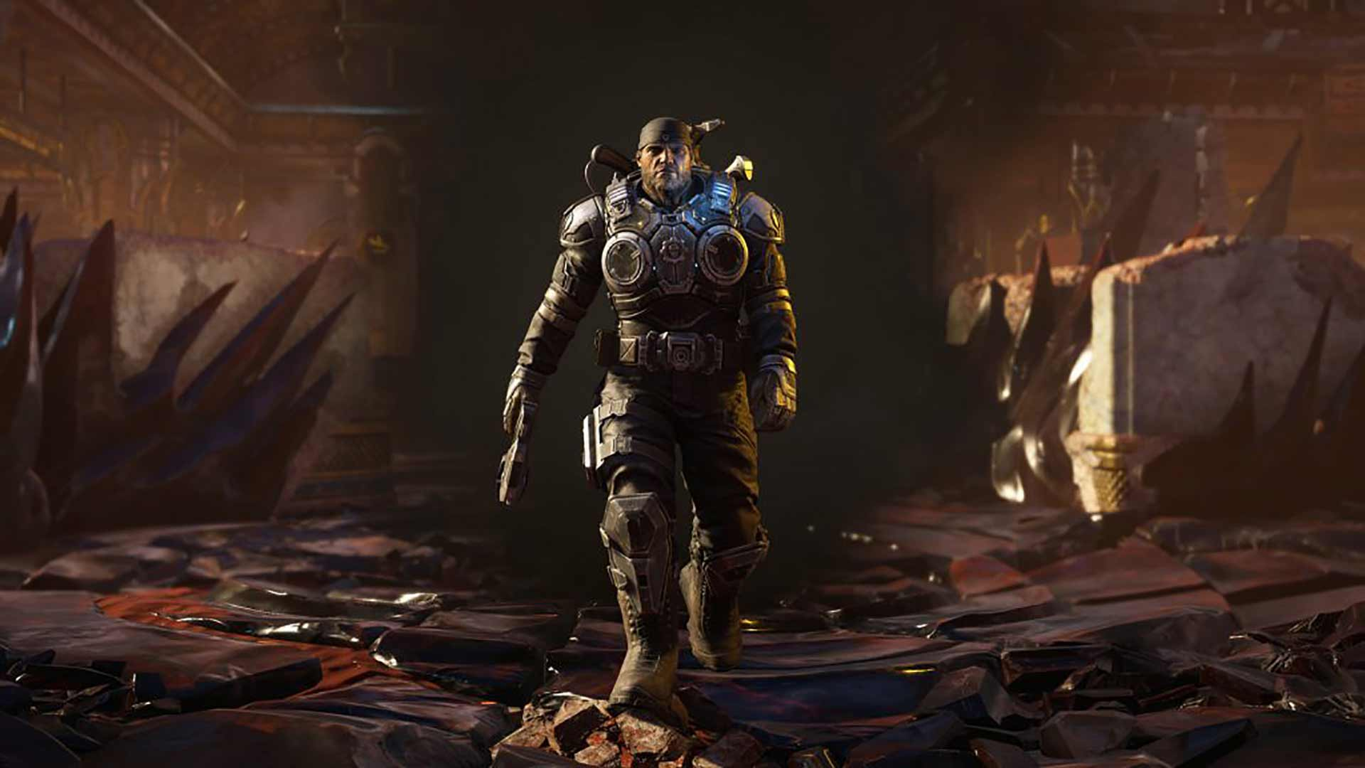 The Coalition would be developing Gears 6