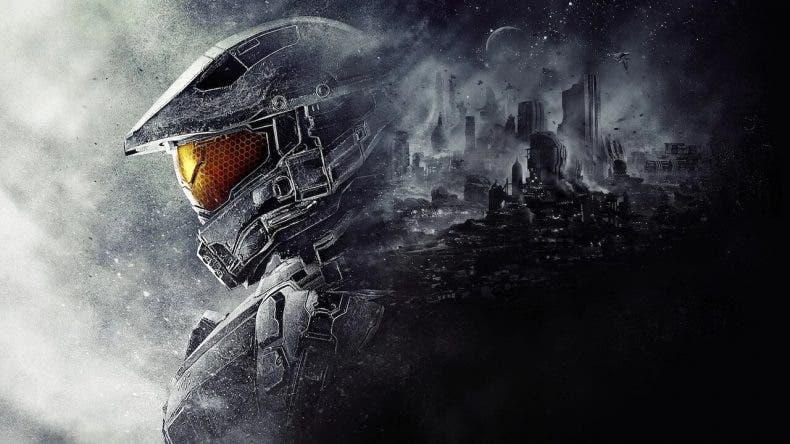 imagen de la serie Halo para TV