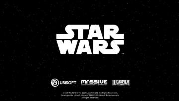 El juego de Star Wars de Ubisoft estaría en una fase muy temprana de su desarrollo 1