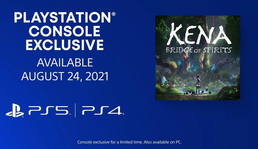 Kena: Bridge of Spirits en Xbox