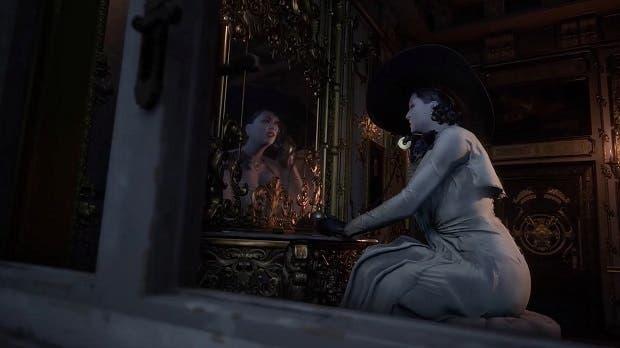 Posibles nuevos detalles de Lady Dimitrescu en Resident Evil Village 3