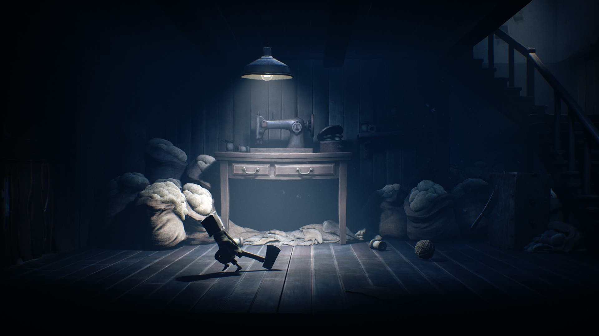 Análisis de Little Nightmares 2 - Xbox One 1