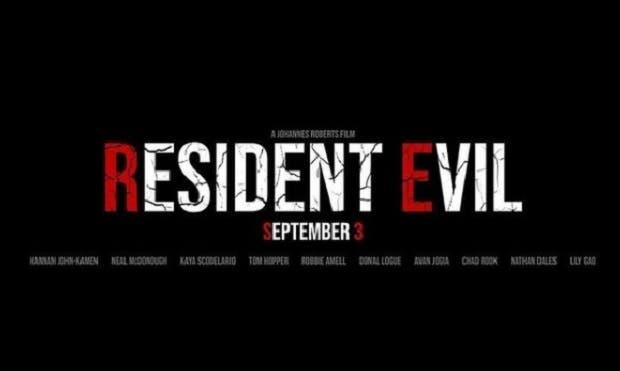 Así es el logo del reboot de Resident Evil 2