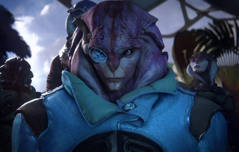 El dinero y el cosplay impidieron que Mass Effect Andromeda tuviera más especies alienígenas 1