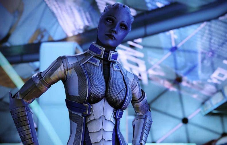 Así han cambiado los gráficos de Mass Effect del original a la remasterización 1