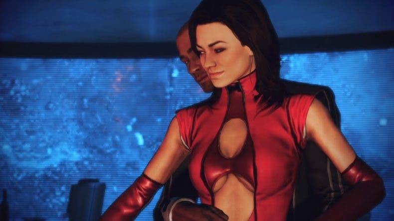 Mass Effect Legendary Edition a 120 fps