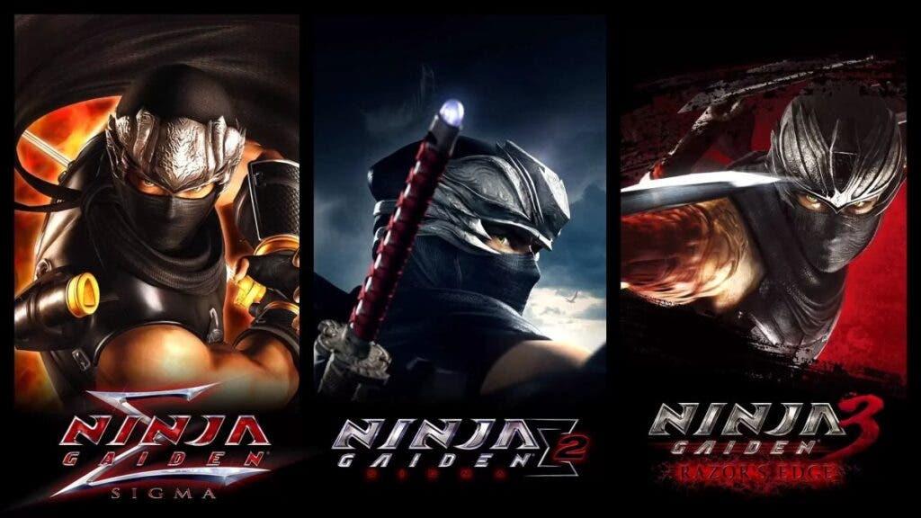 Koei Tecmo anuncia Ninja Gaiden Master Collection y se lanzará en junio de 2021