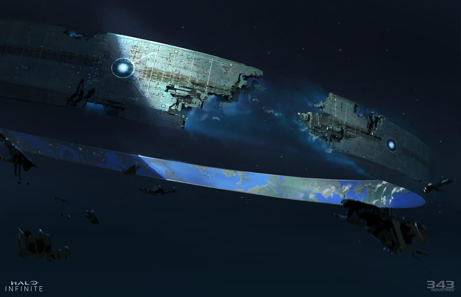 343 Industries comparte nueva información de Halo Infinite y su universo 1