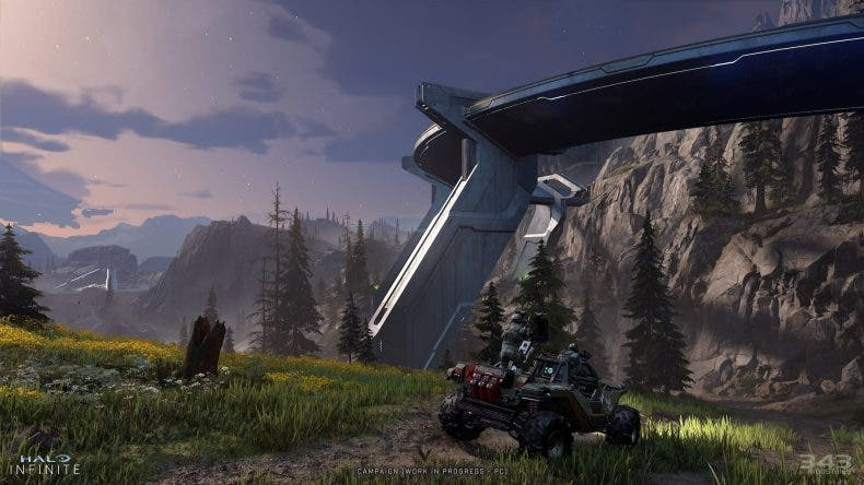 detalles importantes sobre Halo Infinite