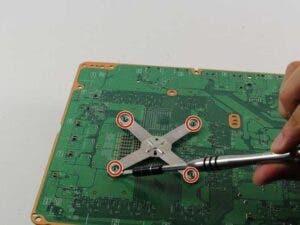 Cómo cambiar la pasta térmica de tu Xbox 2