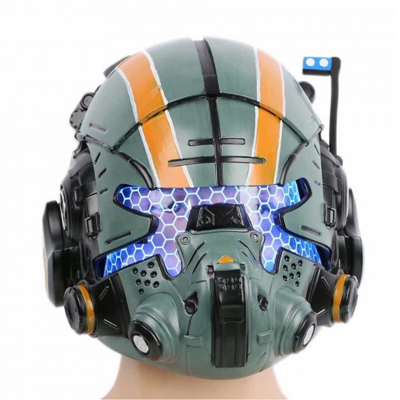 replica cascos videojuegos
