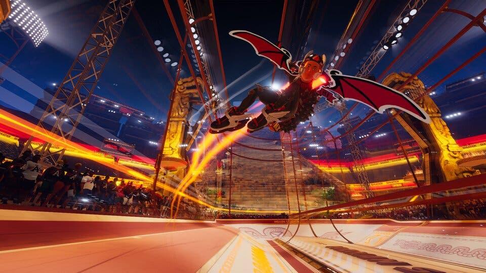 Impresiones de Roller Champions, el competitivo que esperábamos 3
