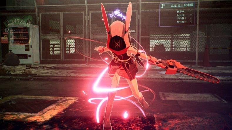 Alucina con estas nuevas imágenes y videos de Scarlet Nexus