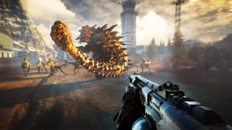 El juego exclusivo Second Extinction llegará a Xbox Preview en primavera 1