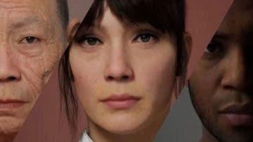 Así es el nuevo e impresionante creador de personajes de Unreal Engine super realista 1