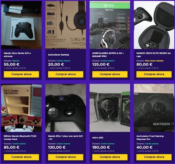 Las mejores ofertas de Xbox de segunda mano en Eneba 4