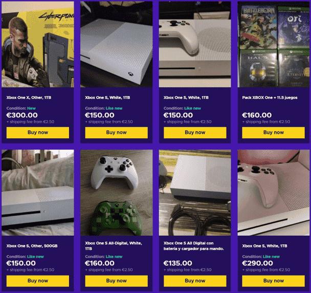 Las mejores ofertas de Xbox de segunda mano en Eneba 3