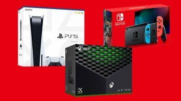 Xbox Series X y S fueron las consolas más vendidas de UK en enero de 2021 por encima de Switch y PS5 1