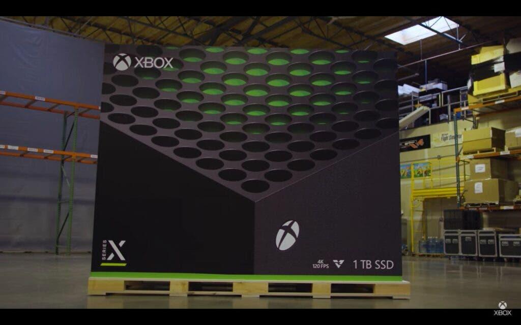 ¿Se esconden secretos en el tráiler de la nevera de Xbox Series X?