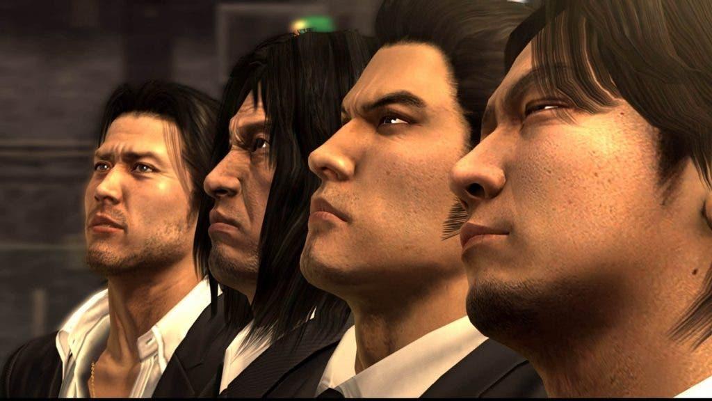 Análisis de Yakuza 4 Remastered - Xbox One 1
