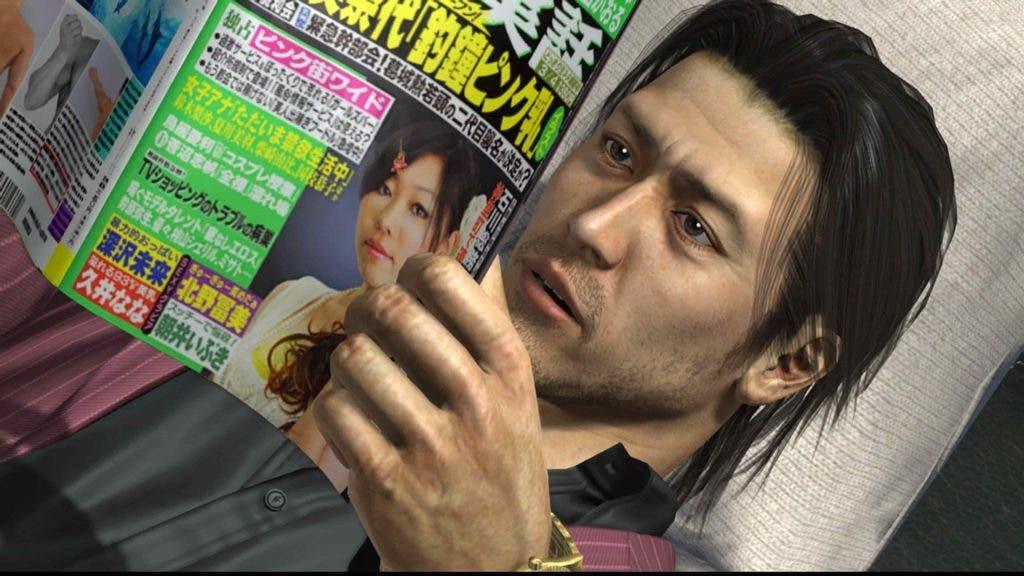 Análisis de Yakuza 4 Remastered - Xbox One 2