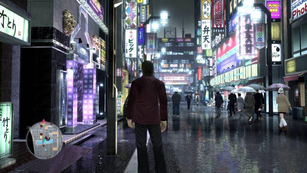 Análisis de Yakuza 4 Remastered - Xbox One 6